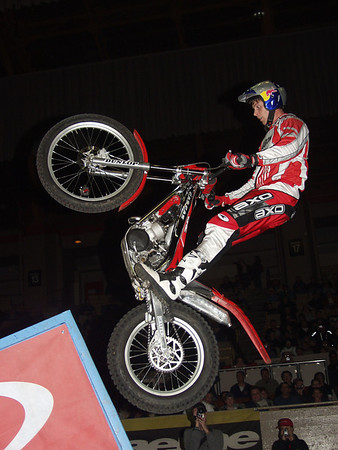 Trials Indoor Pics - January 2003