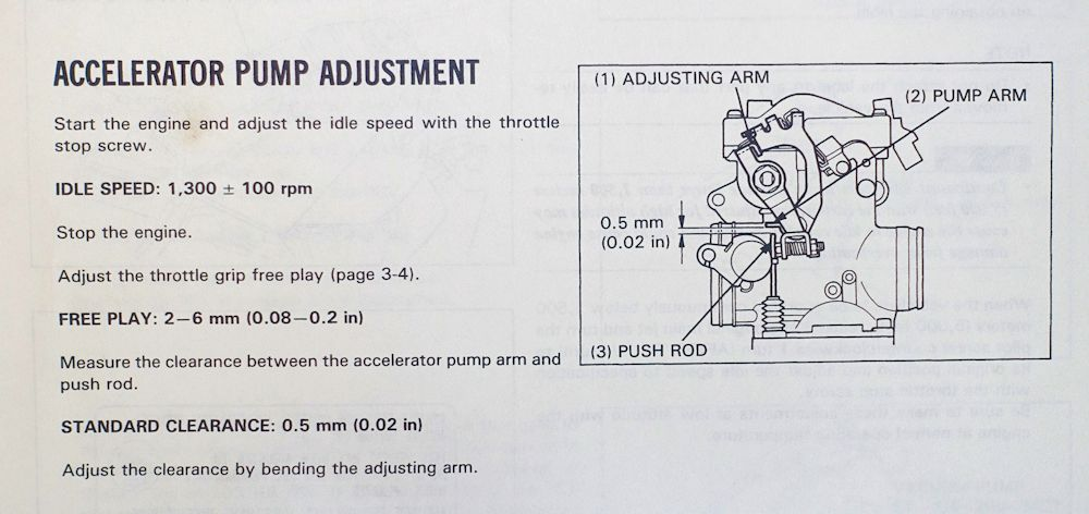NX250 Thread -- official ADV owners manual | Page 543 | Adventure Rider