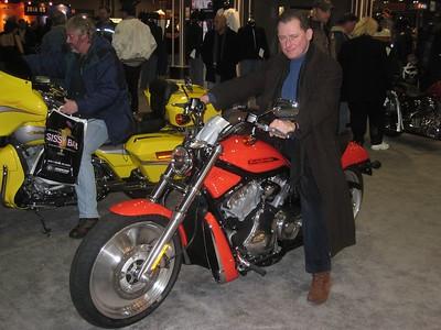 NYC Motorbike Show