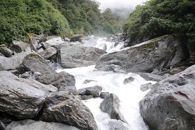NZ - Franz Josef to Wanaka