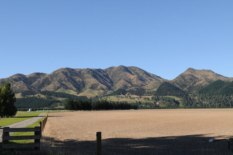 Outside of Hanmer Springs