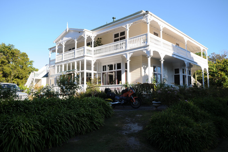 The Ormlie Lodge in Napier
