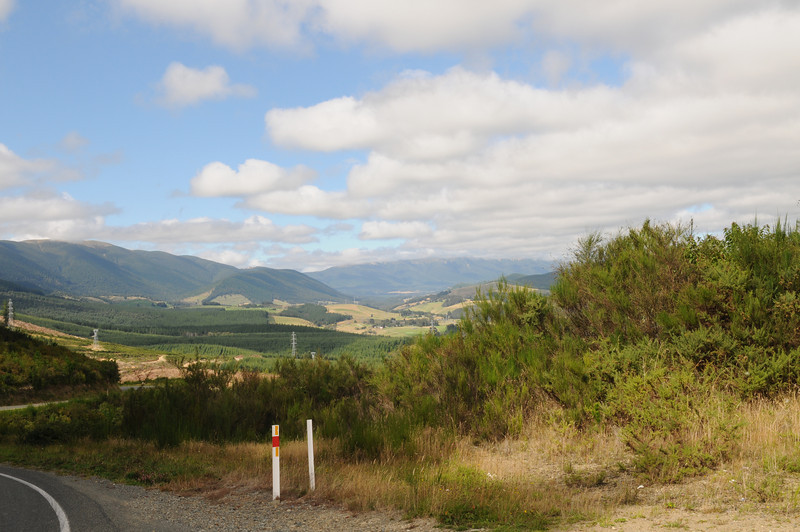 First Day on the Road in New Zealand