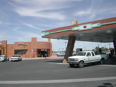 Hwy 50 in Nevada