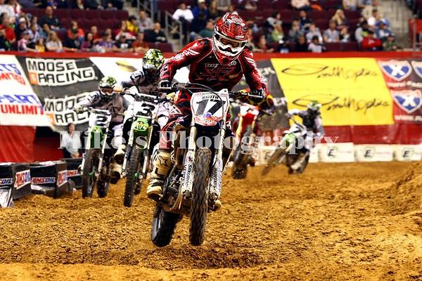National Arenacross Little Rock