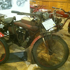 1914 Indian Hendee Special