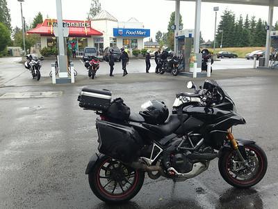 Gas stop, Granite Falls