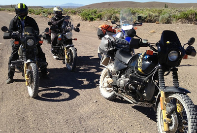 Nevada Adventure Ride June 2013