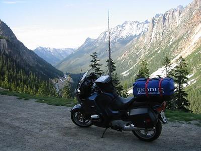 RT Cascades view