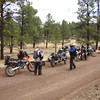 Flat tire repair in Gila NF