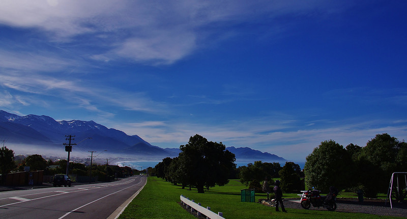 Kaikoura, South Island, NZ.