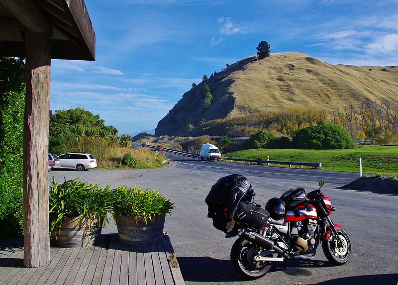 The Store, up from Kaikoura
