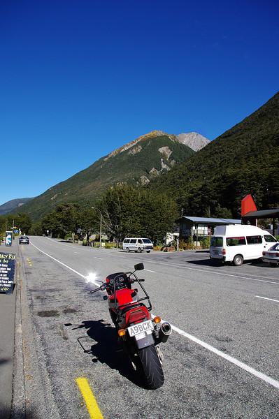 Main Street, Arthurs Pass