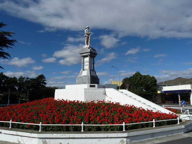 Alexandra war memorial