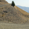 Coming down Hess Road in to Hells Canyon