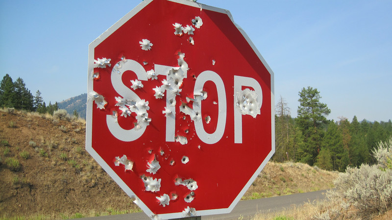Some people just don't like stopping.