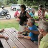 Meeting up with Nez Riders at Terminal Gravity Brewing