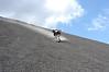JBECK_NICA_DSC_0138: The author on Cerro Negro.