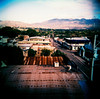 A view from roof of my hotel in Esteli.