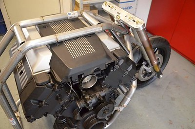 Pro boost finlan M1 BMW turbo engine, so many things wrong with it..