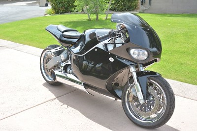 Y2K MTT Turbine motorcycle 2002