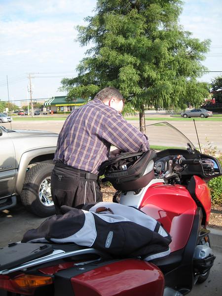 Nocona, Texas RTE September '09