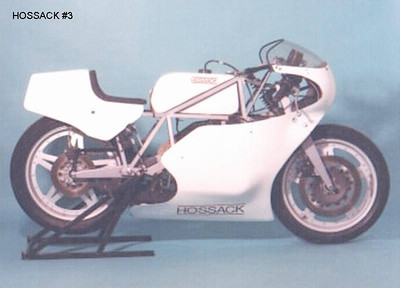 Hossack front end Motorcycles