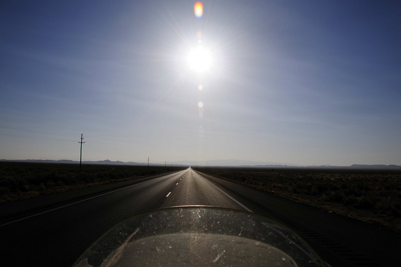 Chasing the Sun West through New Mexico