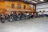 June 06 Meeting at Phil Cranes Hanger at Hicks Airfield.