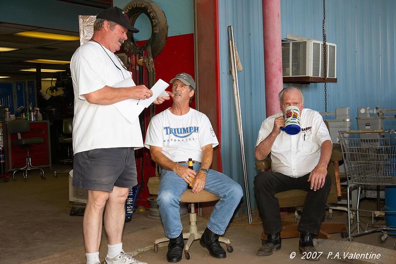 NTNOA June 07 Meeting at Ed Mabry\'s