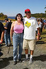 Ladies Man Ward, Hittin\' on  Laura...Lake of the Pines Rallye 6/7/8 October 2006