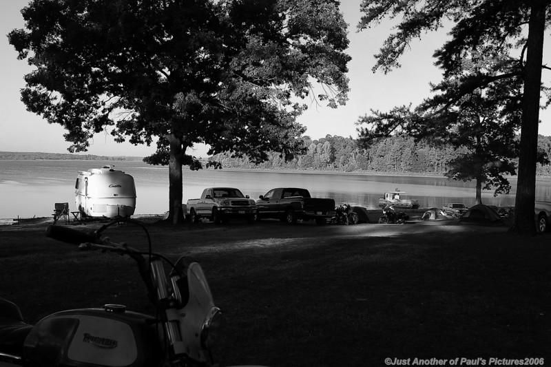 Lake of the Pines Rallye 6/7/8 October 2006