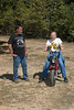 Perry and Curtis...Lake of the Pines Rallye 6/7/8 October 2006