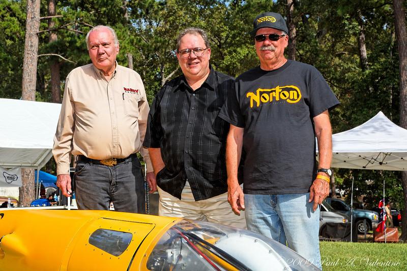 Ed Mabry, David Edwards (Cycle World), Sam Wheeler, Lake O' the Pines 2009