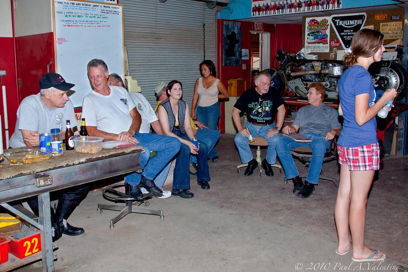 Mabry's 07-25-10 Meeting
