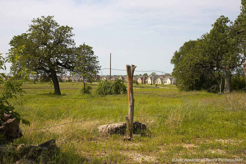 Old Mangham Airport Property 04-29-07