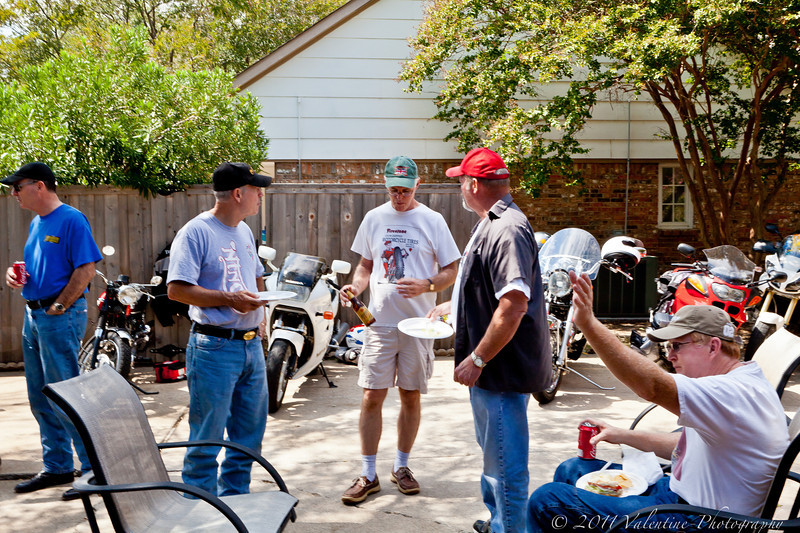Meeting At Dansby's 09-18-11