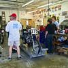 Meeting at Big D Cycle 07-31-11