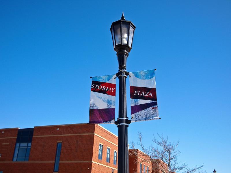 Stormy Plaza 03-13-10