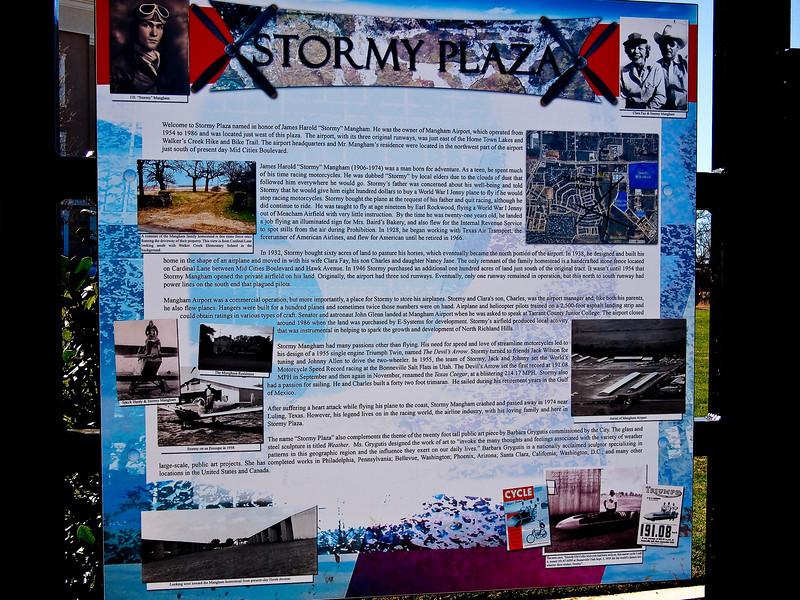 Stormy Plaza and Railroad 03-13-10Stormy Plaza03-13-10