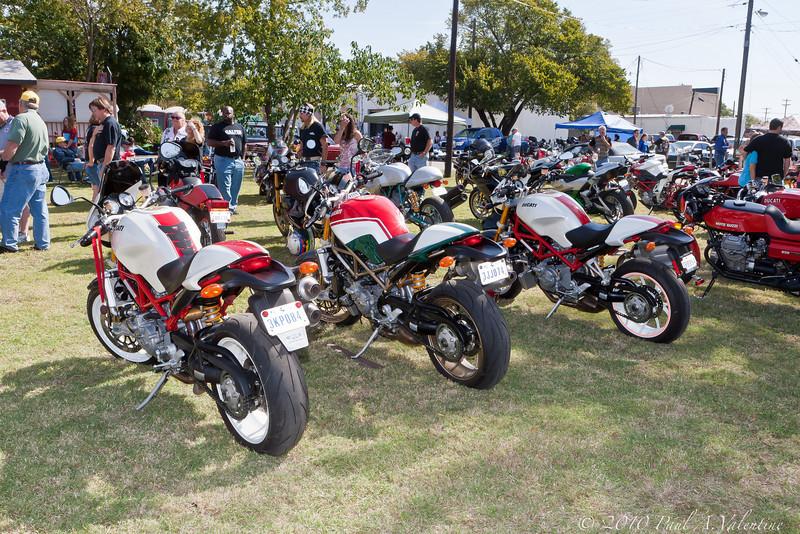 Up N' Smoke Bike and Car Show 10-31-10