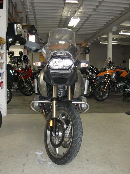 2010 BMW R1200GS