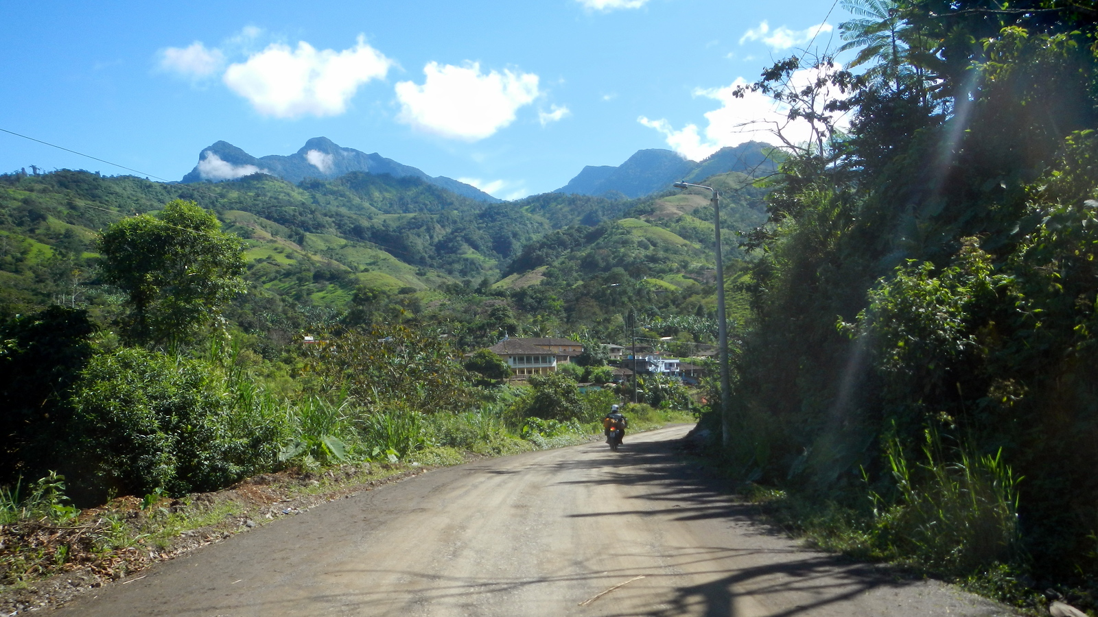 Northern Ecuador Scouting Ride and El Angel Ecological Reserve