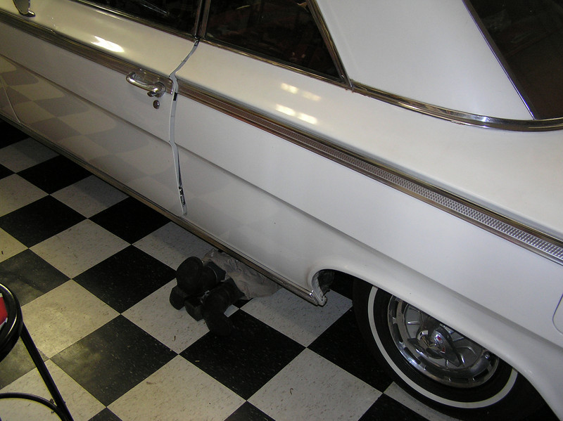 1962 Impala SS under perpetual care.