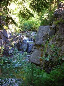 Falls on Slate Creek