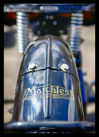 Norton & Classic Bike 2014