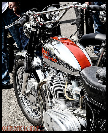 Norton & Classic Motorcycle Show 2013