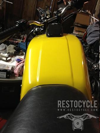 The Not-Restoration of My Honda CB400F