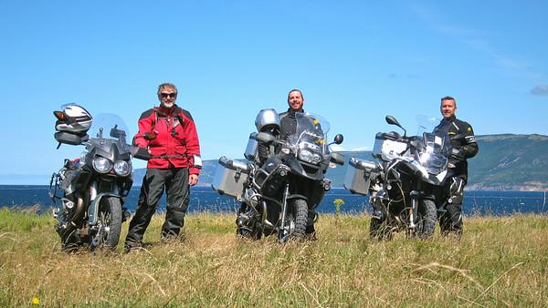 Nova Scotia Ride - August 2014