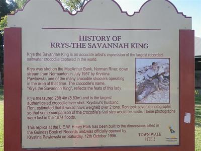 History of Krys